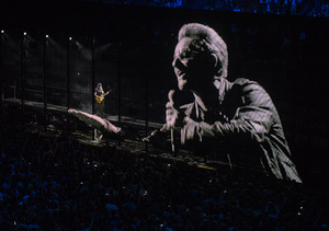 U2 Cancels HBO Concert