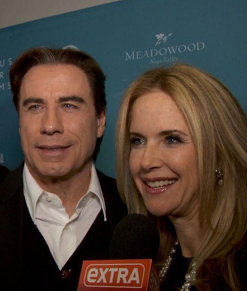 John Travolta's Wife Kelly Preston Reveals How Many Times She Watched 'Grease'