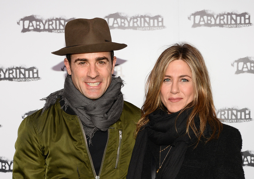Justin Theroux Dishes on Spoiling Jennifer Aniston with Gifts