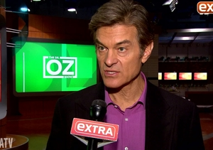 Dr. Oz Opens Up About Charlie Sheen's Health and His Ex, Amanda Bruce