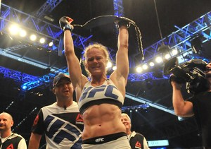 Holly Holm on Ronda Rousey Rematch: 'She'll Come Back with a Vengeance'