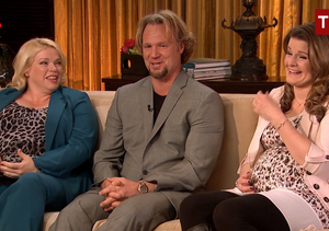 Watch Kody Cry Tears of Joy in 'Sister Wives' Tell-All Promo Clip