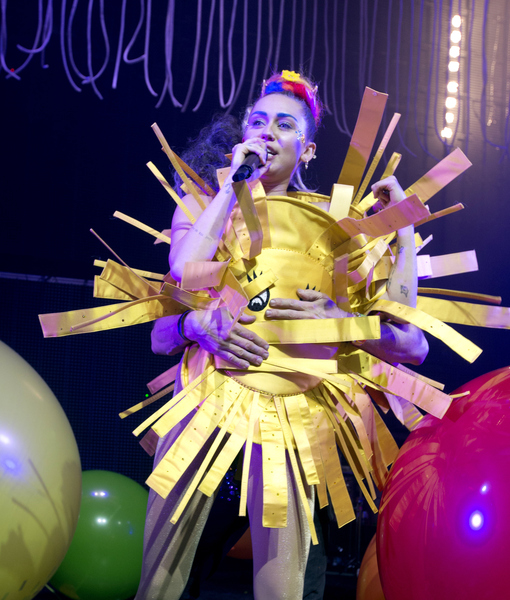 Did Miley Cyrus Go Too Far with Shocking NSFW Outfit?
