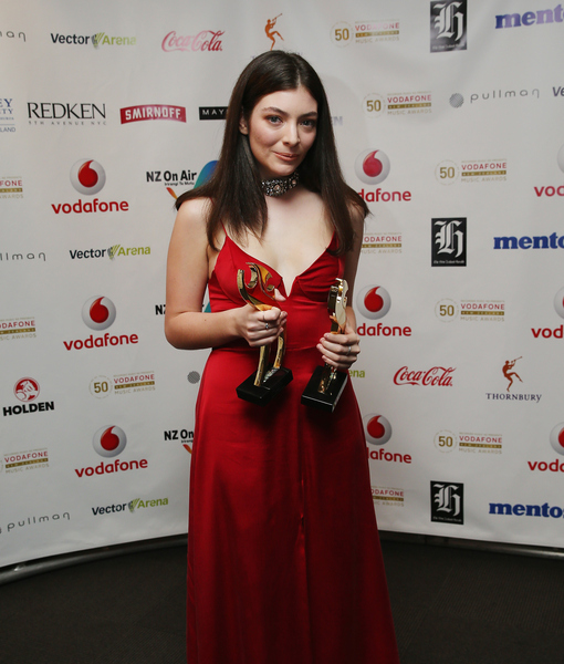 Did Lorde Just Throw Shade at Kendall Jenner?