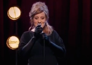 The Time Adele Was Not Adele!