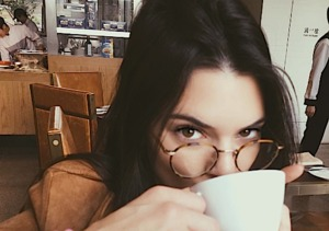 Kendall Jenner Doesn't Read Your Hate Messages