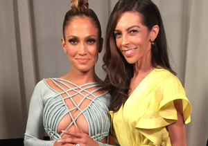 Jennifer Lopez Was 'Super Nervous' About Hosting AMAs