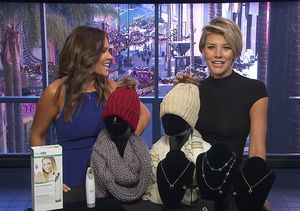 Shop the Scoop: Winter Accessories, Clover Jewelry, and a Handheld…