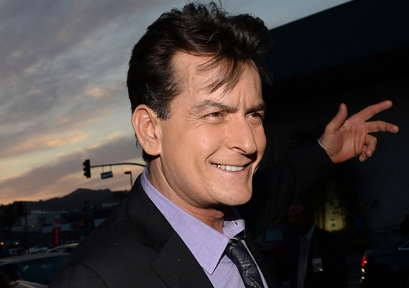Is Charlie Sheen Planning a Giant Return to TV? A TV Titan Weighs In