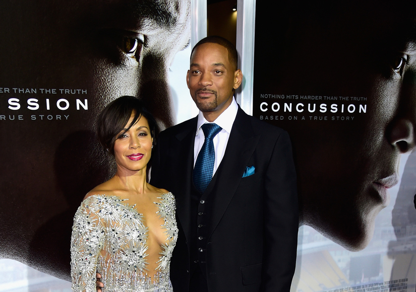 Will Smith on 'Blossoming' Wife Jada Pinkett Smith: 'I'm Enjoying Loving Her Right Now'