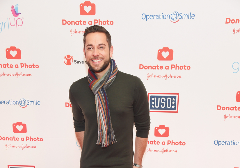 Zachary Levi Talks 'Heroes Reborn' in Upcoming Q&A