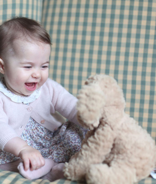 Adorable Overload: See 2 New Pics of Princess Charlotte