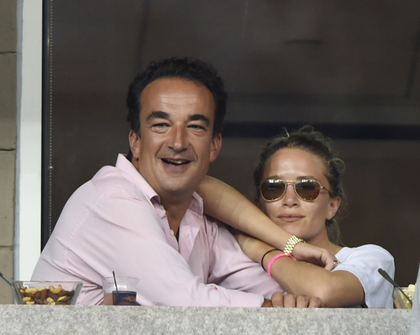 Mary-Kate Olsen Marries in NYC