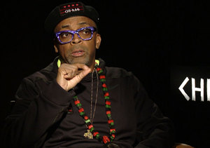 Spike Lee Defends the Use of Satire in 'Chi-Raq' to Address Gun Violence