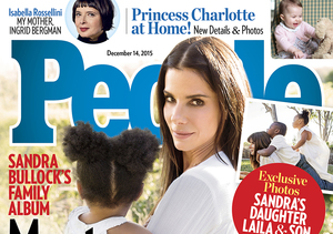 Meet Sandra Bullock's New Adopted Daughter Laila