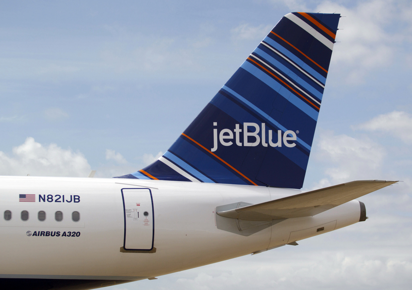 JetBlue Flights Now Have Amazon Streaming Just in Time for the Holidays