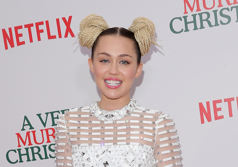 Miley Cyrus Reveals She's Pansexual: 'I Didn't Understand My Own Gender and My Own Sexuality'