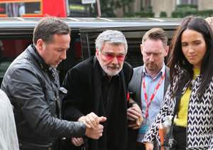 Burt Reynolds Looks Shockingly Frail in London