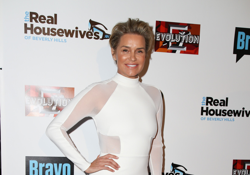 Yolanda Foster Speaks Out After David Foster Split