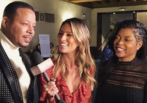 Terrence Howard Dishes on His Baby-Making Holiday Plans