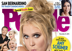 It-Girl Amy Schumer Is People's Most Intriguing Person of 2015