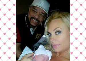 Coco Gets Teary Over Ice-T Being Such a Great Dad
