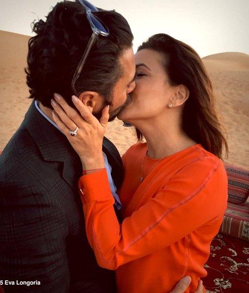 Eva Longoria Is Engaged!
