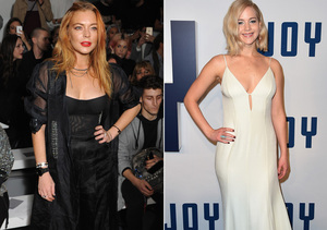 Lindsay Lohan Responds to Jennifer Lawrence Diss