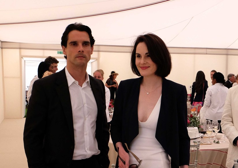 Michelle Dockery's Heartbreak After Fiancé Dies of Cancer at 34