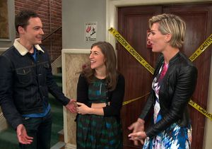 Sex Sells! Jim Parsons & Mayim Bialik Dish on Their 'Big Bang Theory'…