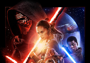 'Star Wars' Mania! 'The Force Awakens' Has Nearly $60 Million Opening…