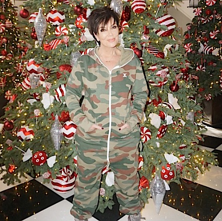 'Blessed' Kris Jenner Hits 10 Million Instagram Followers