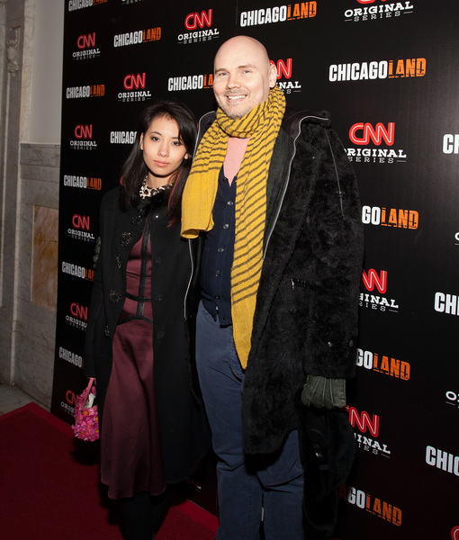 Smashing Pumpkins' Billy Corgan Welcomes Baby Girl — Find Out Her Unique…
