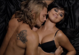 Selena Gomez Strips for Steamy Scene with Hot Shirtless Model in…