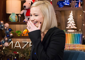 All of Jennifer Lawrence's Jaw-Dropping Confessions from 'WWHL'