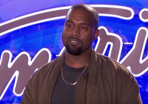 Watch a Sneak Peek of Kanye West's 'American Idol' Audition