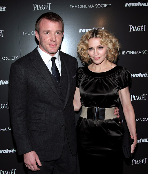 Madonna Changes Her Strategy in Ugly Custody Battle with Guy Richie