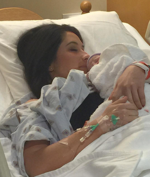 Bristol Palin Welcomes Baby Girl! See the Pics
