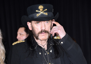 Motörhead's Lemmy Dead at 70