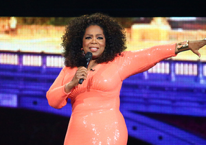 Oprah Winfrey on Weight Struggles: 'You Don't Even Recognize Yourself…