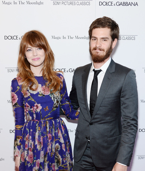 Are Emma Stone & Andrew Garfield Rekindling Their Romance?