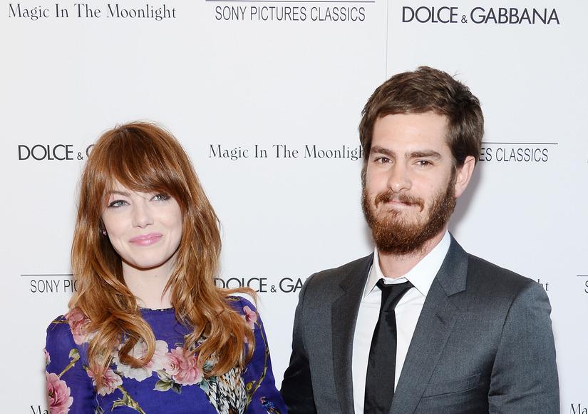 Are Emma Stone & Andrew Garfield Rekindling Their Romance?