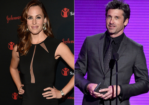Rumor Bust! Jennifer Garner & Patrick Dempsey Are NOT Secretly Dating
