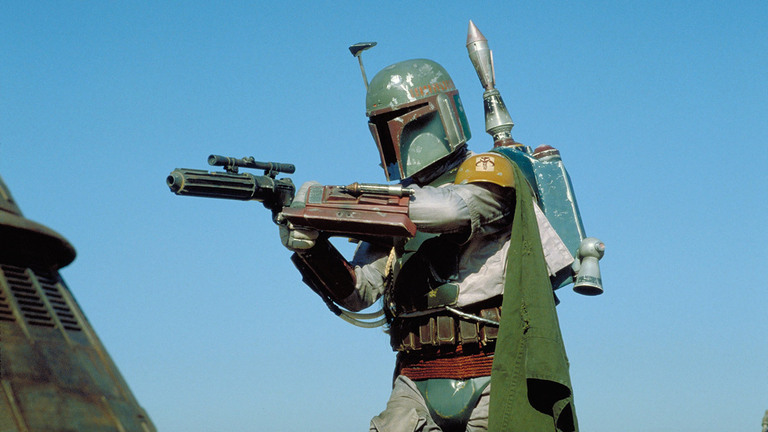 Voice of 'Star Wars' Character Boba Fett Dead at 95