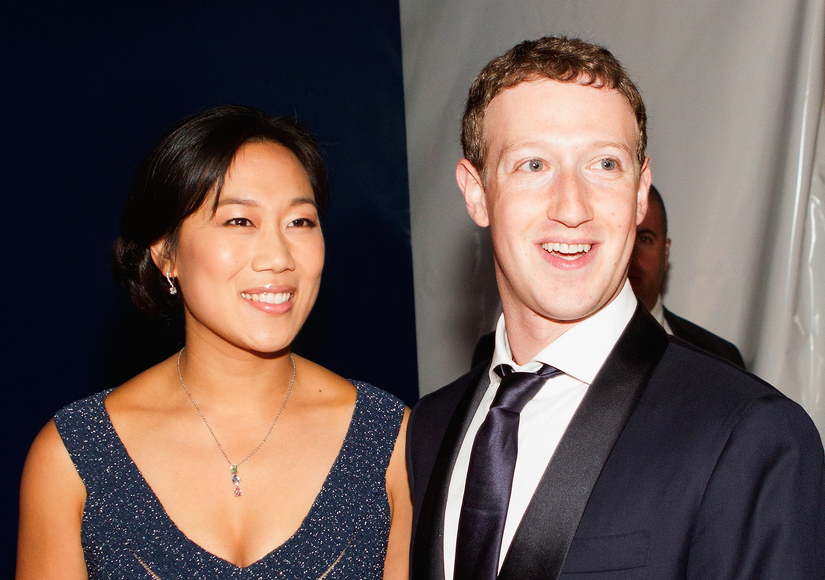 Facebook Founder and Wife Share Adorable Family Photo: Like!
