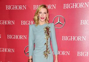 Cate Blanchett Reveals Why Her Kids Love Awards Season