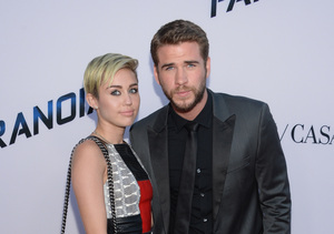 Liam Hemsworth Clears the Air on Rumored Engagement to Miley Cyrus