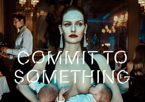 Lydia Hearst Breastfeeds Two Babies in Public for Equinox Campaign