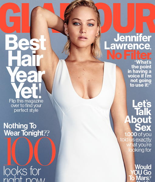 Jennifer Lawrence on Dating: 'I'll Find a Guy Attractive Maybe Once a Year'