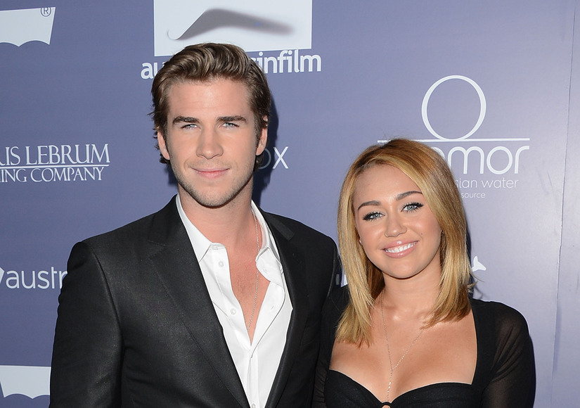 Further Proof that Miley Cyrus & Liam Hemsworth May Be Back Together